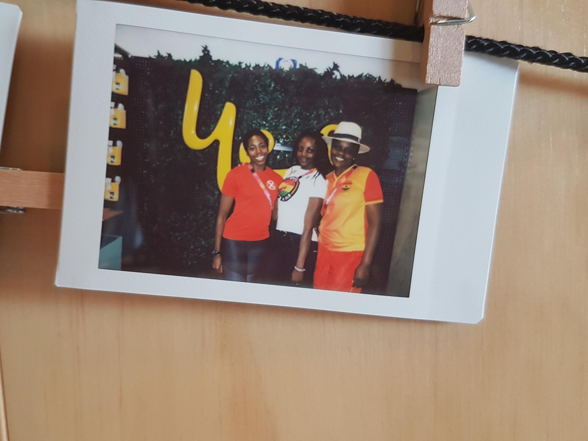 Gold Coast Commonwealth Games 2018 Polaroid