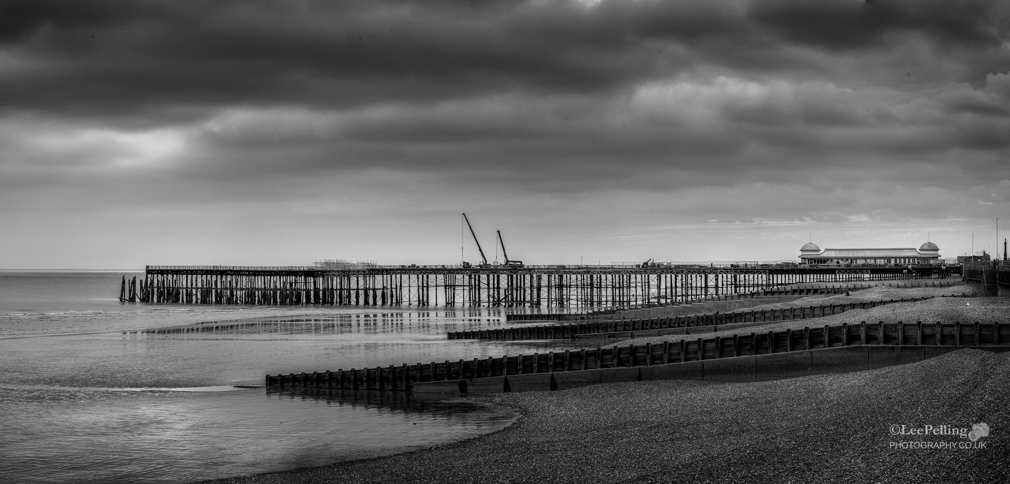 Hastings Pier Rebuild