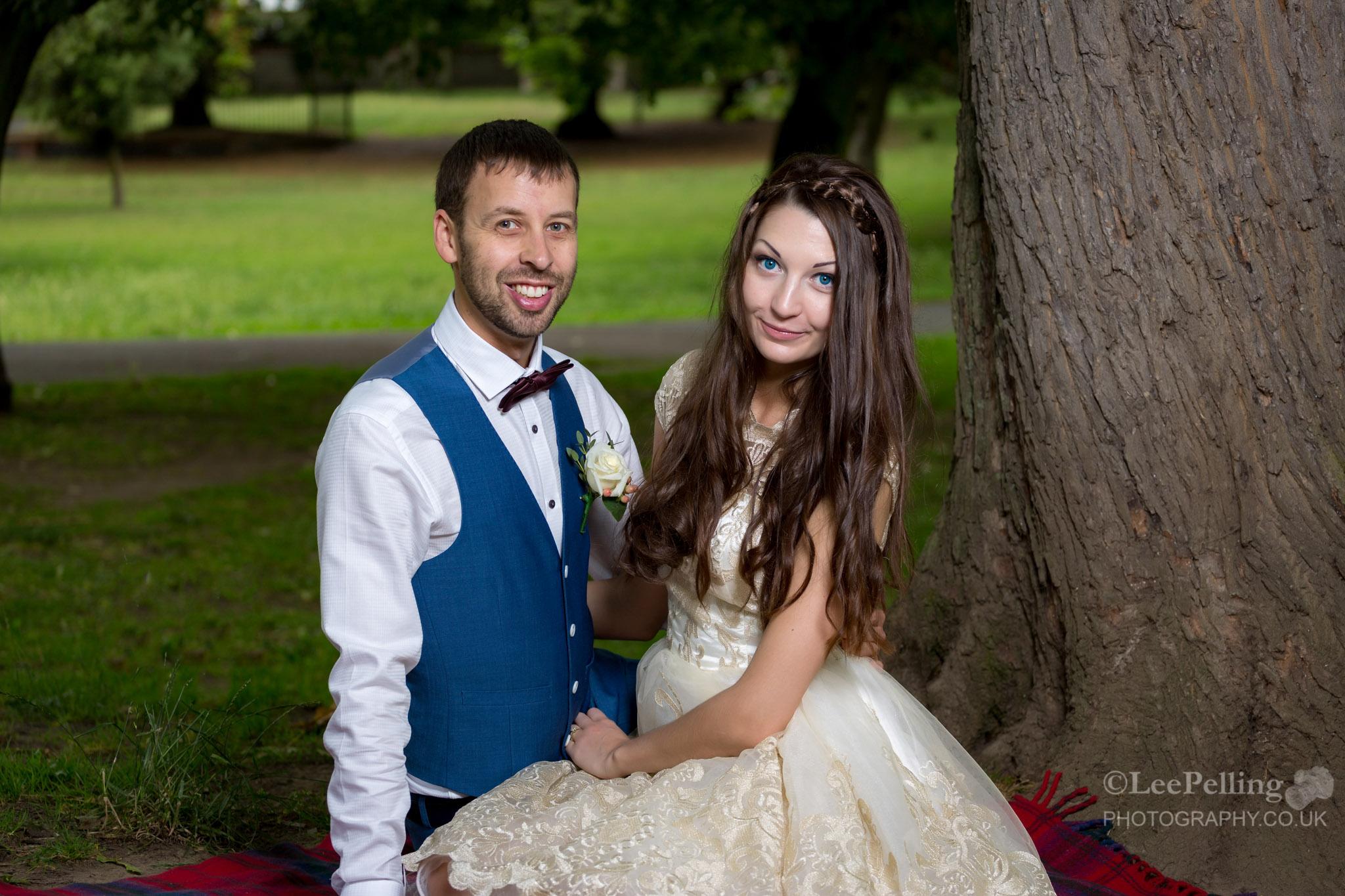 Chris and Alina