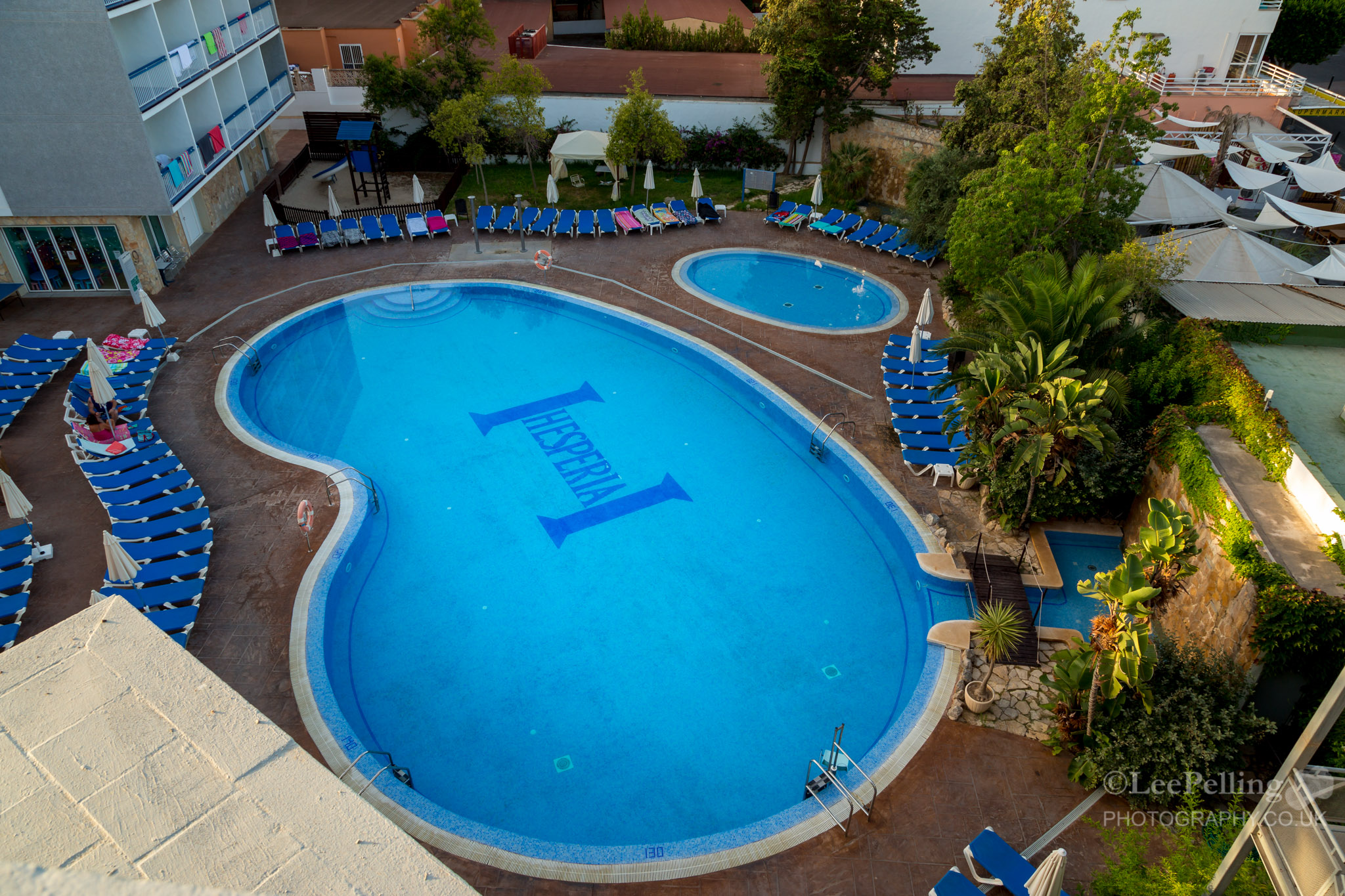 Hesperia Playas De Mallorca H10 Pool