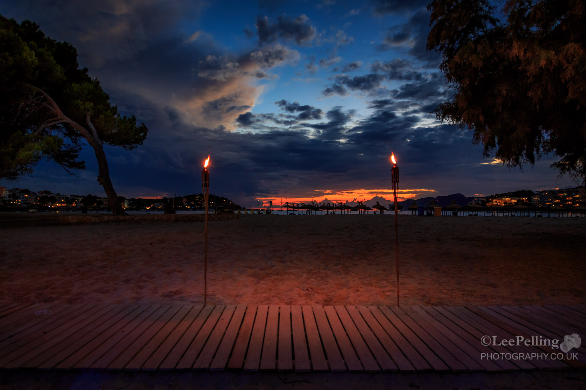 Santa Ponsa Sunset