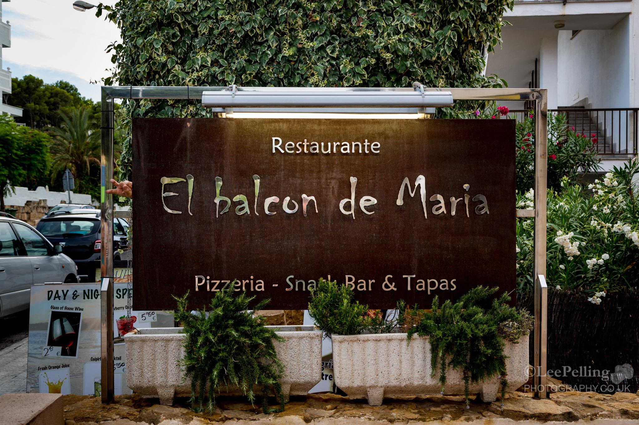El Balcon De Maria