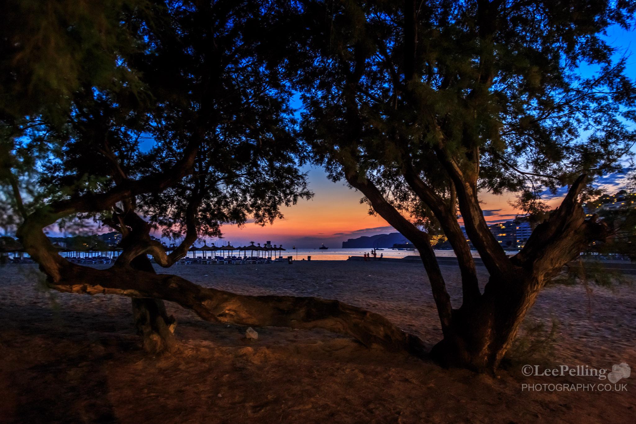 Sunset Santa Ponsa