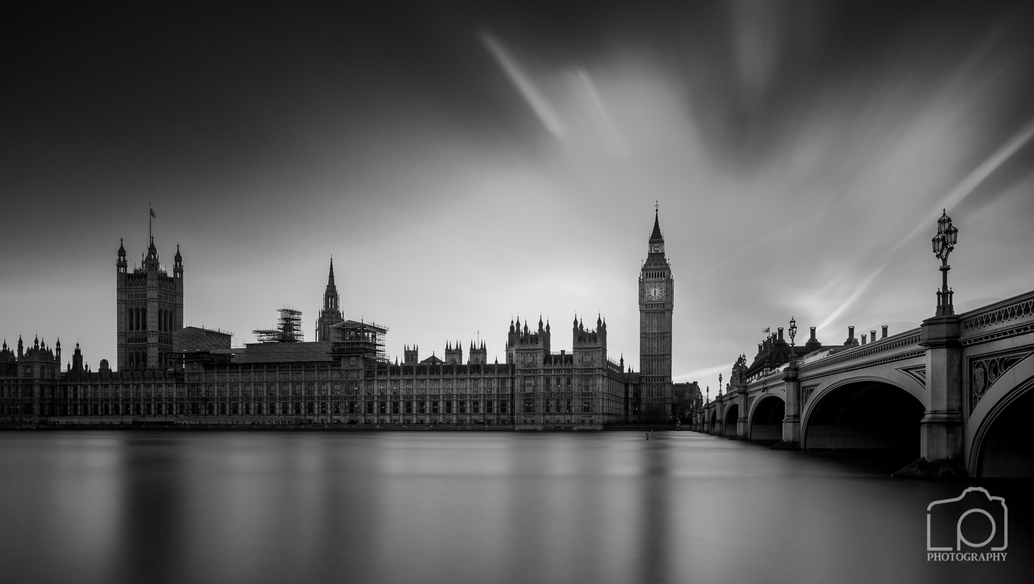 Houses of Parliament and Big Ben Westminster London