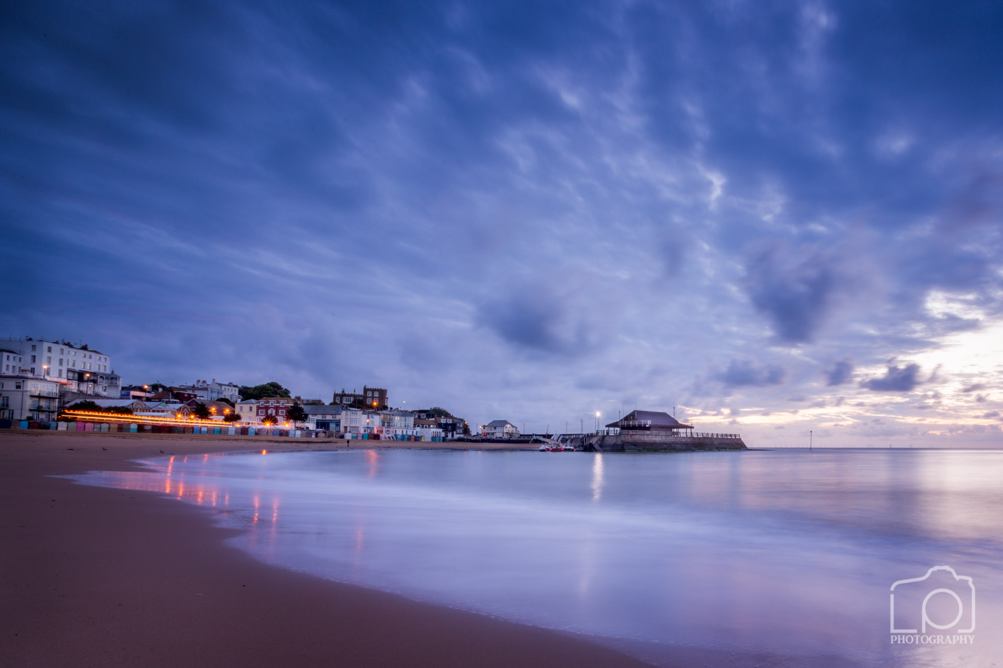 Viking Bay Broadstairs Sunrise