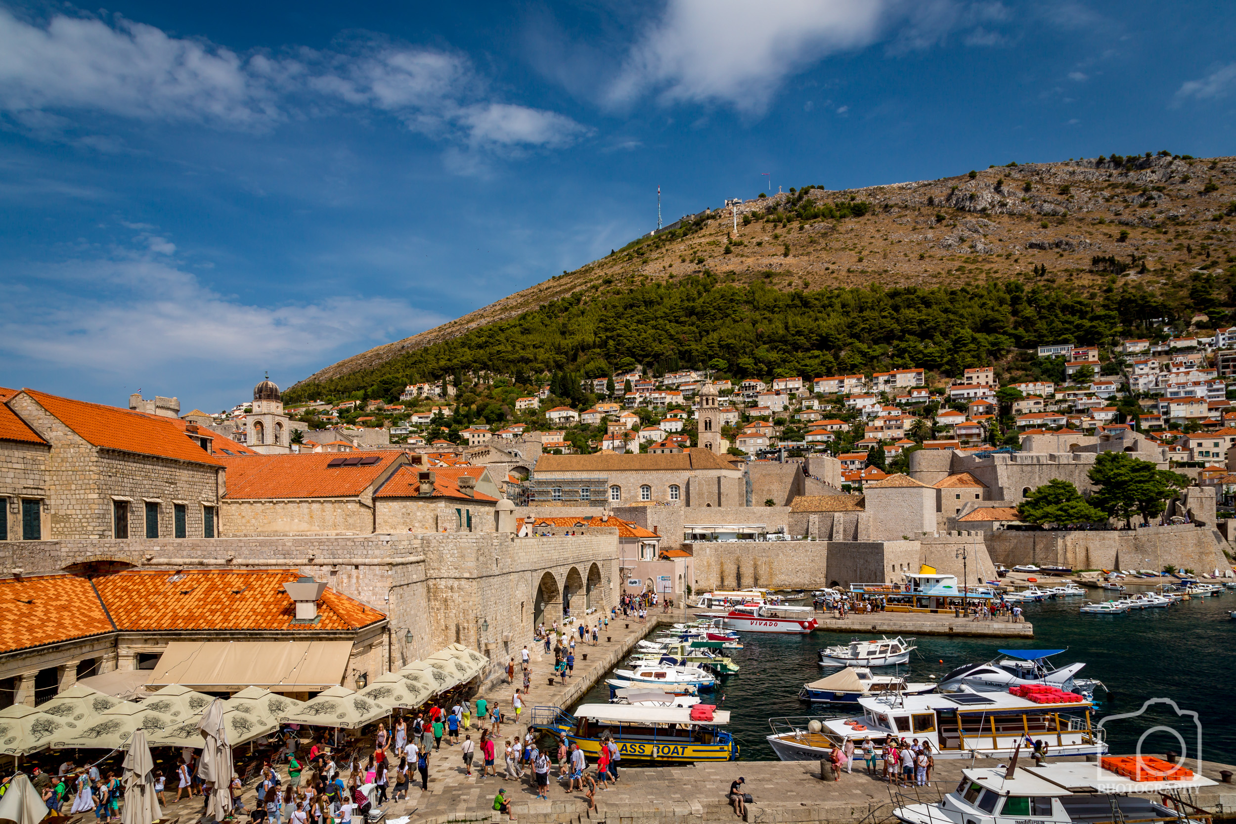 Dubrovnik Harbour - 9726