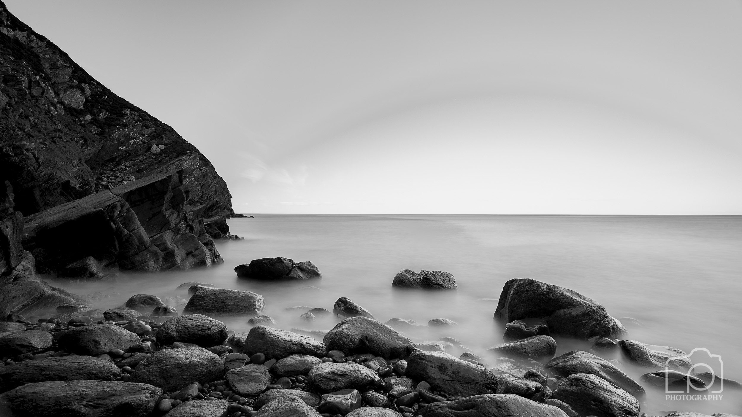 Long Exposure at Heddons Mouth