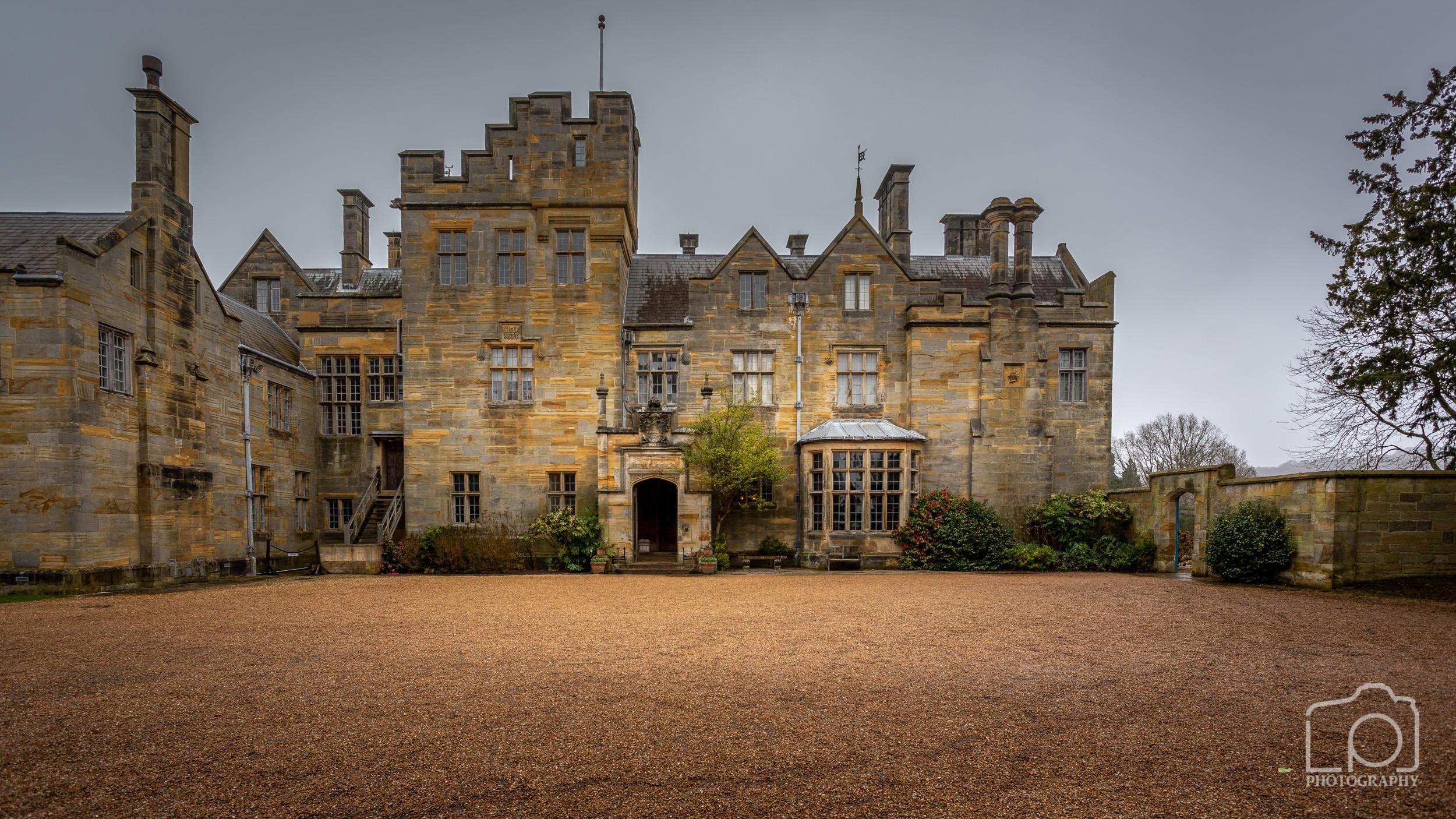 Scotney Castle - 1413