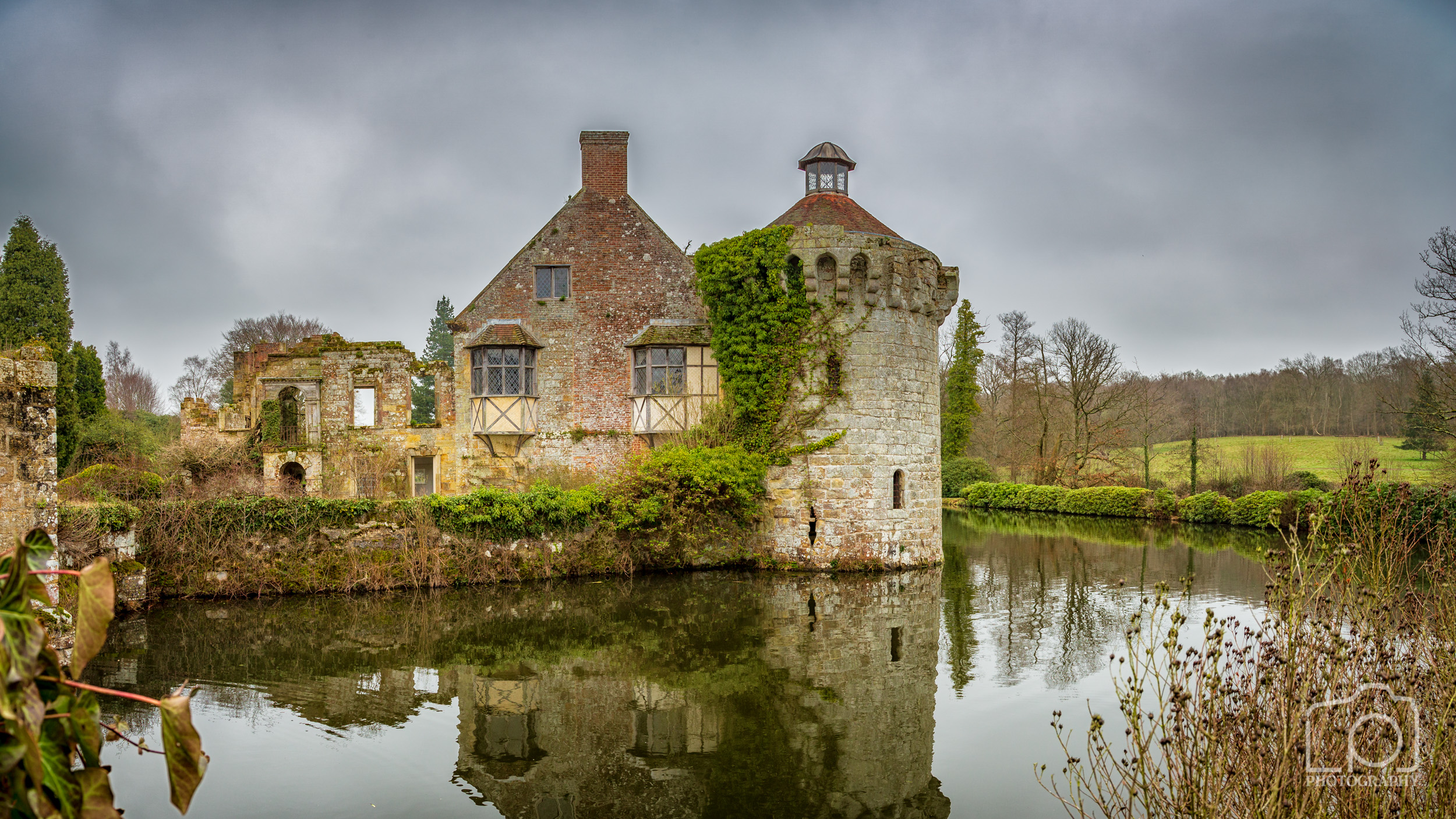 Scotney Castle - 1485