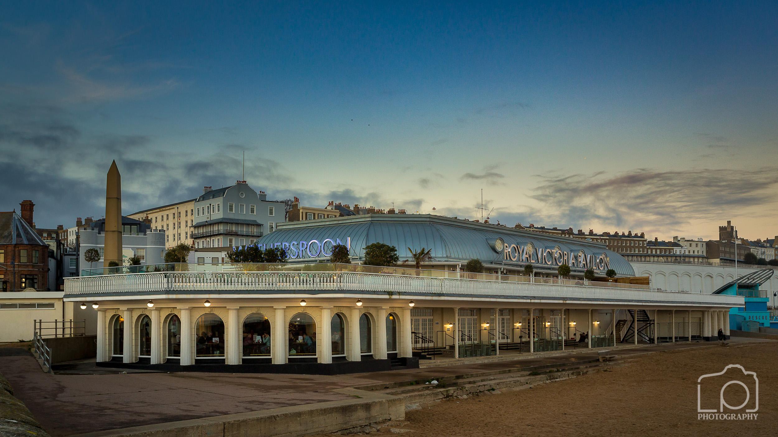 Wetherspoons Royal Victoria Pavilion - 0775