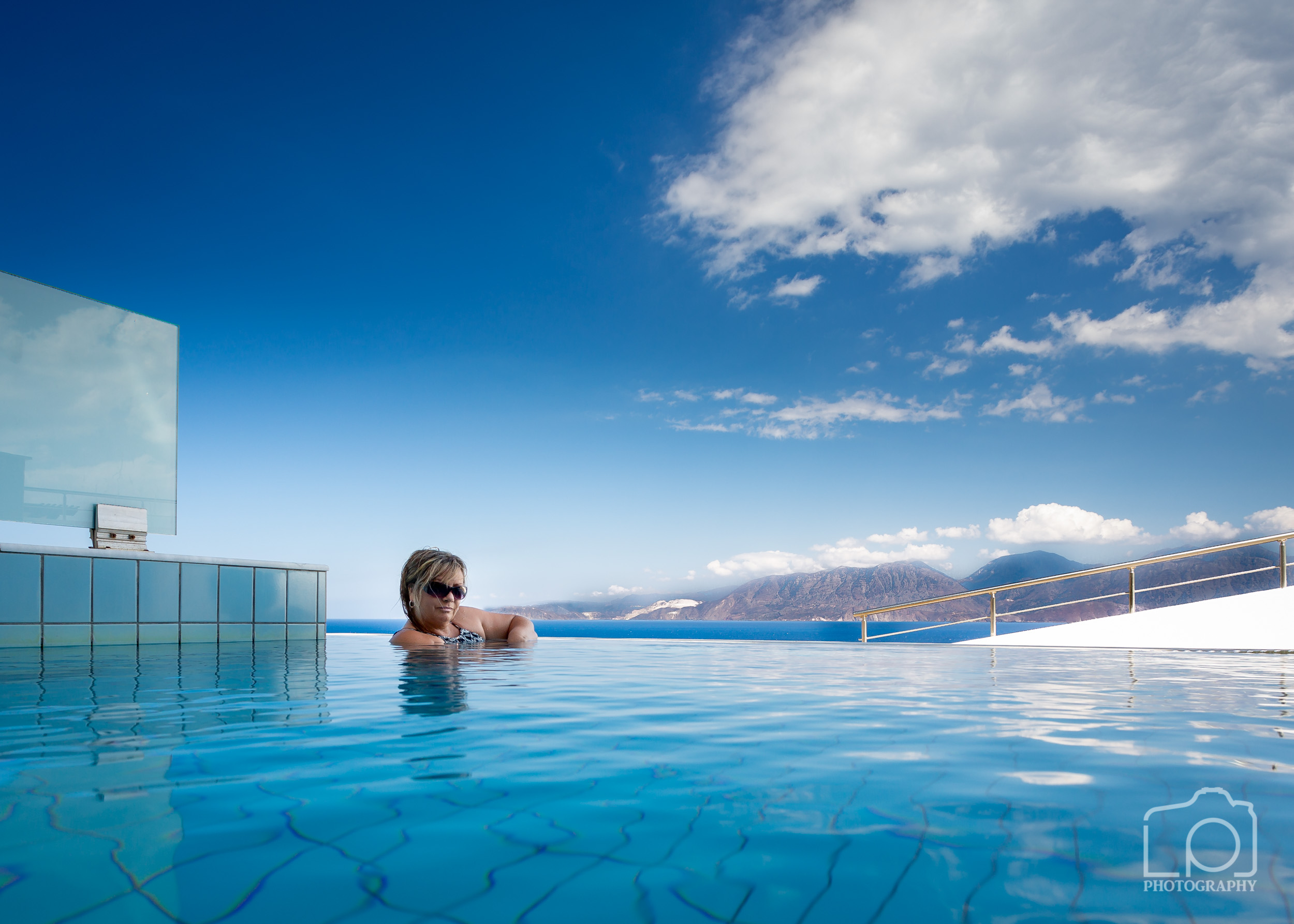 Superior Room Sea View with Pool , Miramare Resort, Agios Nikolaos Crete