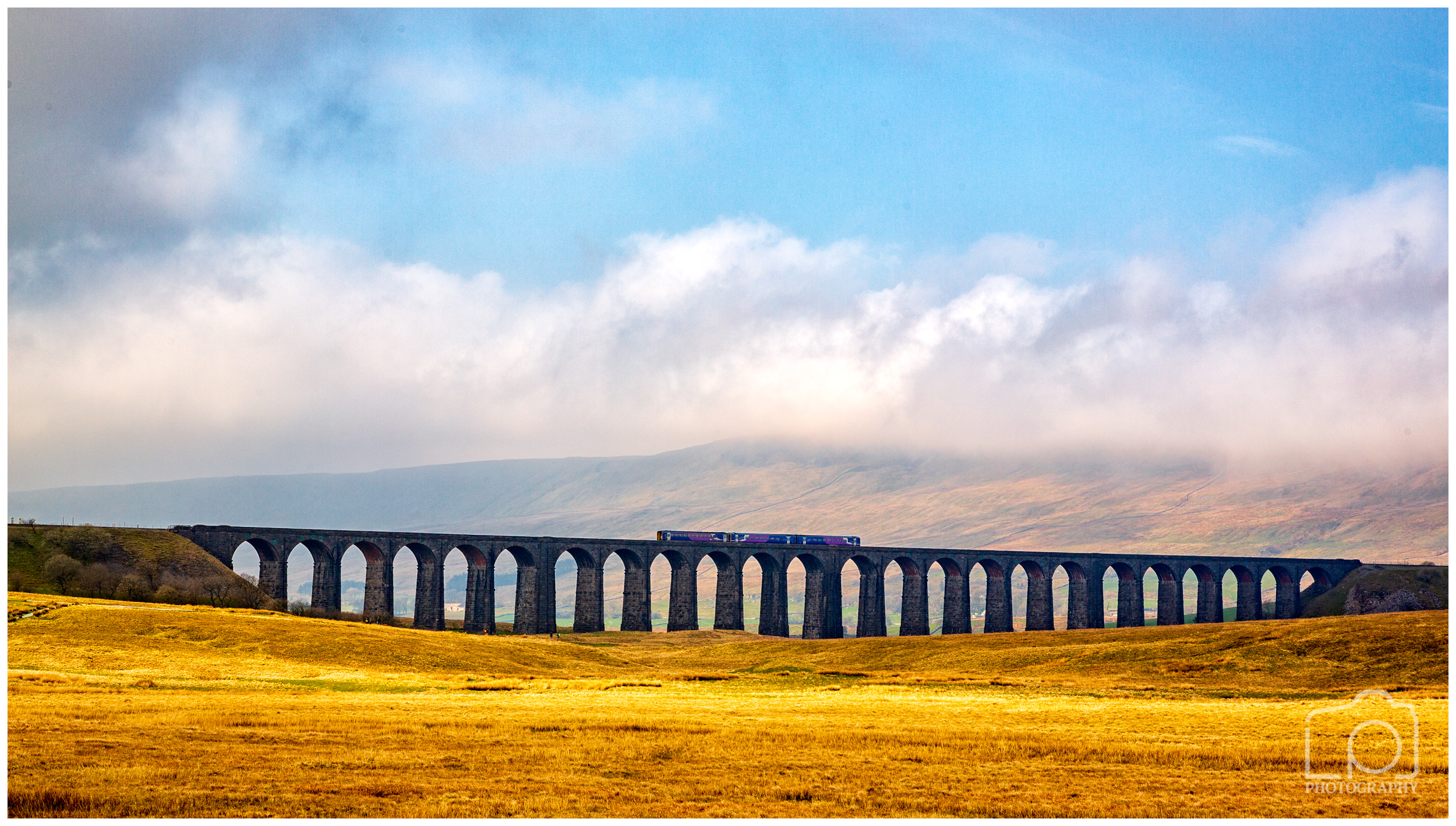 Ribblehead Viaduct Yorkshire Dales-2959