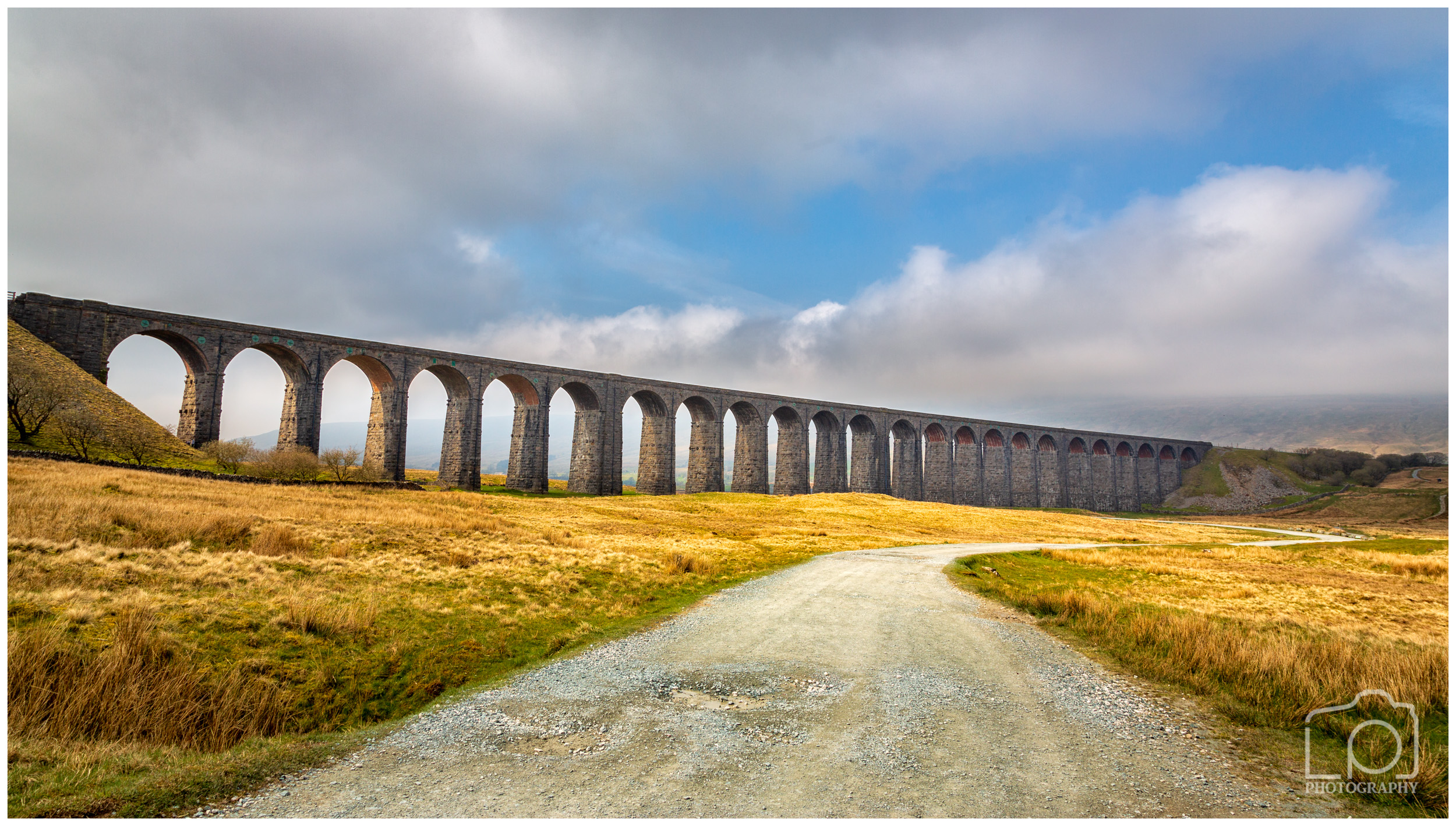 Ribblehead Viaduct Yorkshire Dales-2962