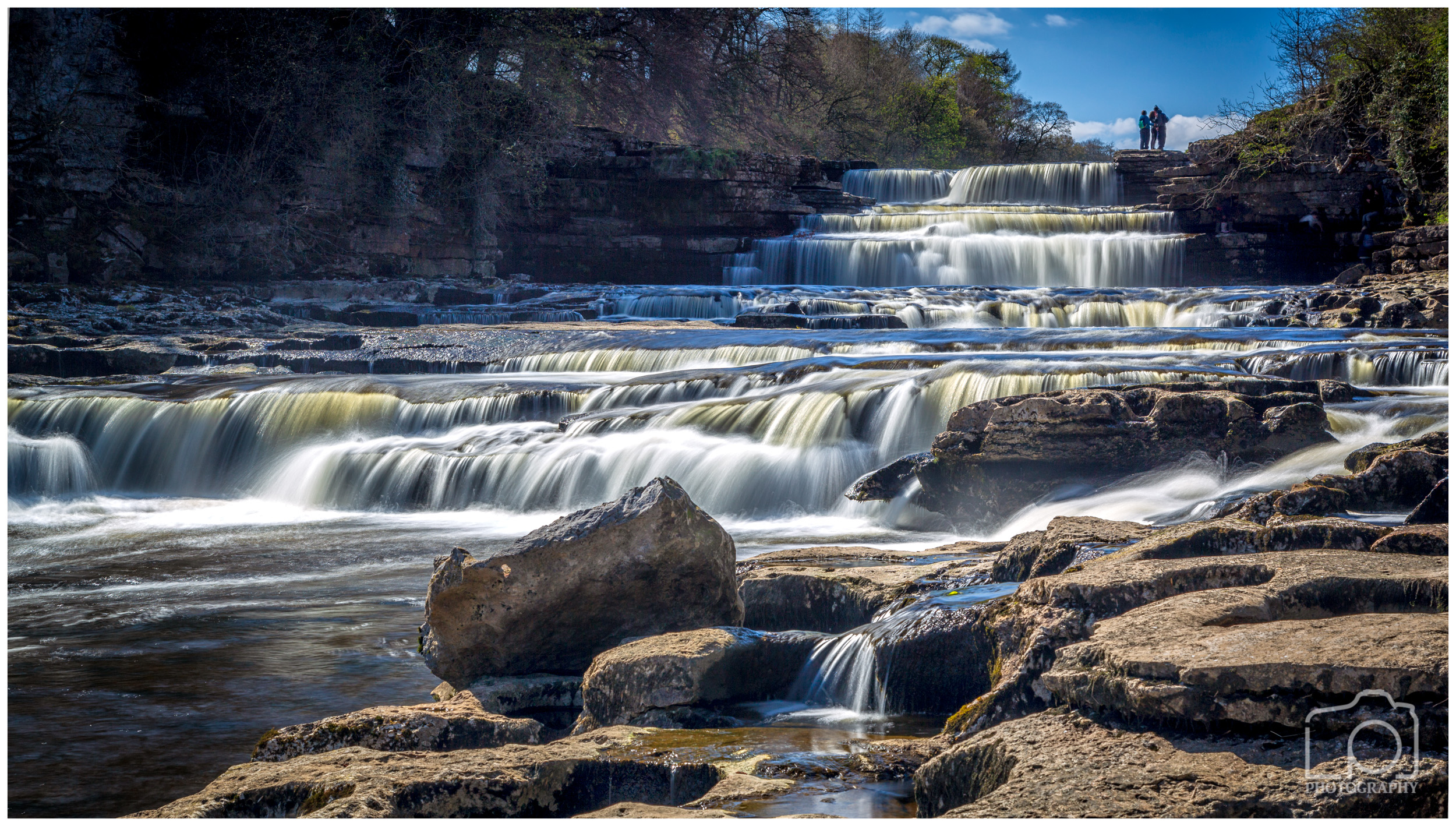 Aysgarth Falls Yorkshire Dales-3068