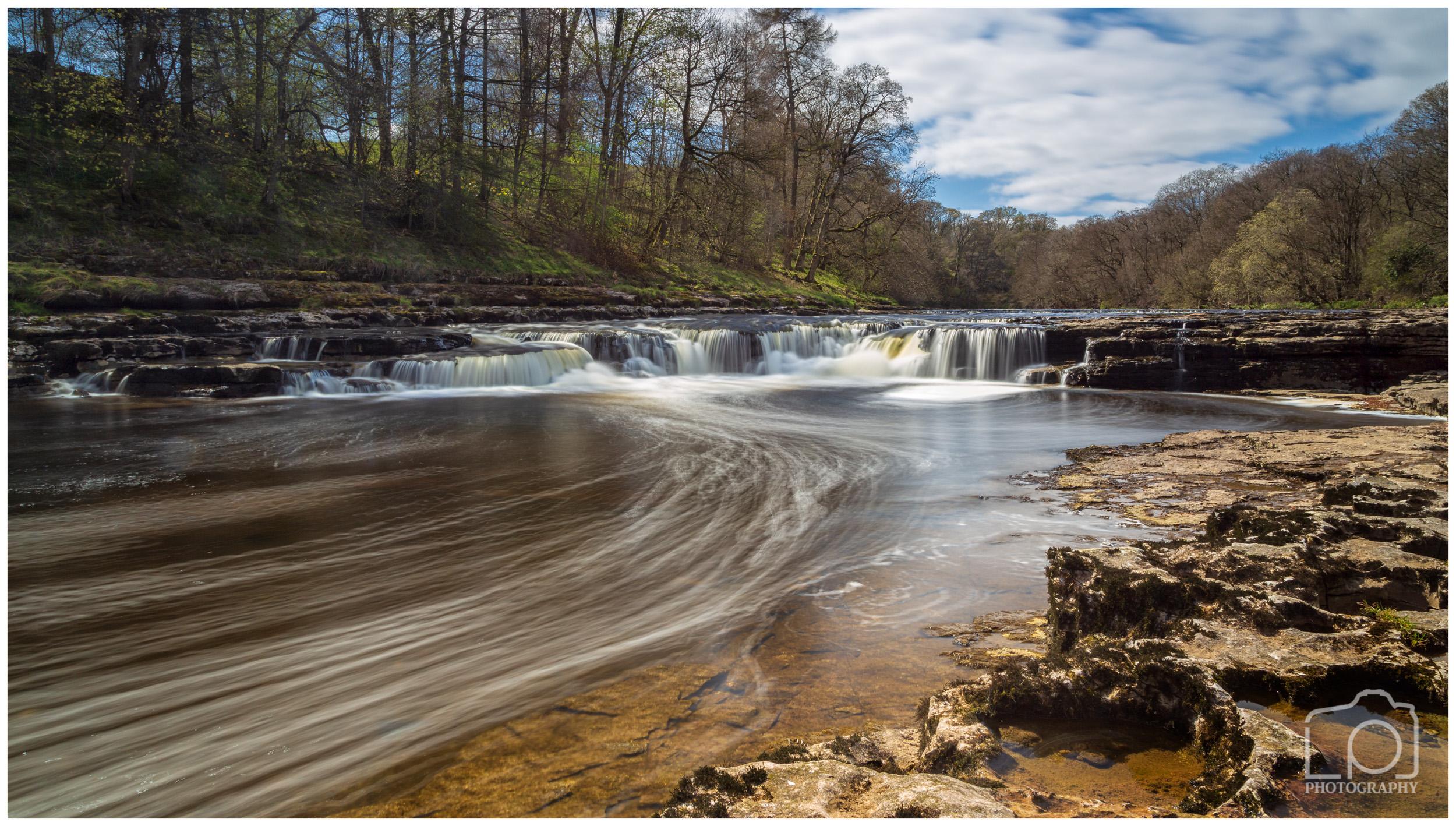 Aysgarth Falls Yorkshire Dales-3062