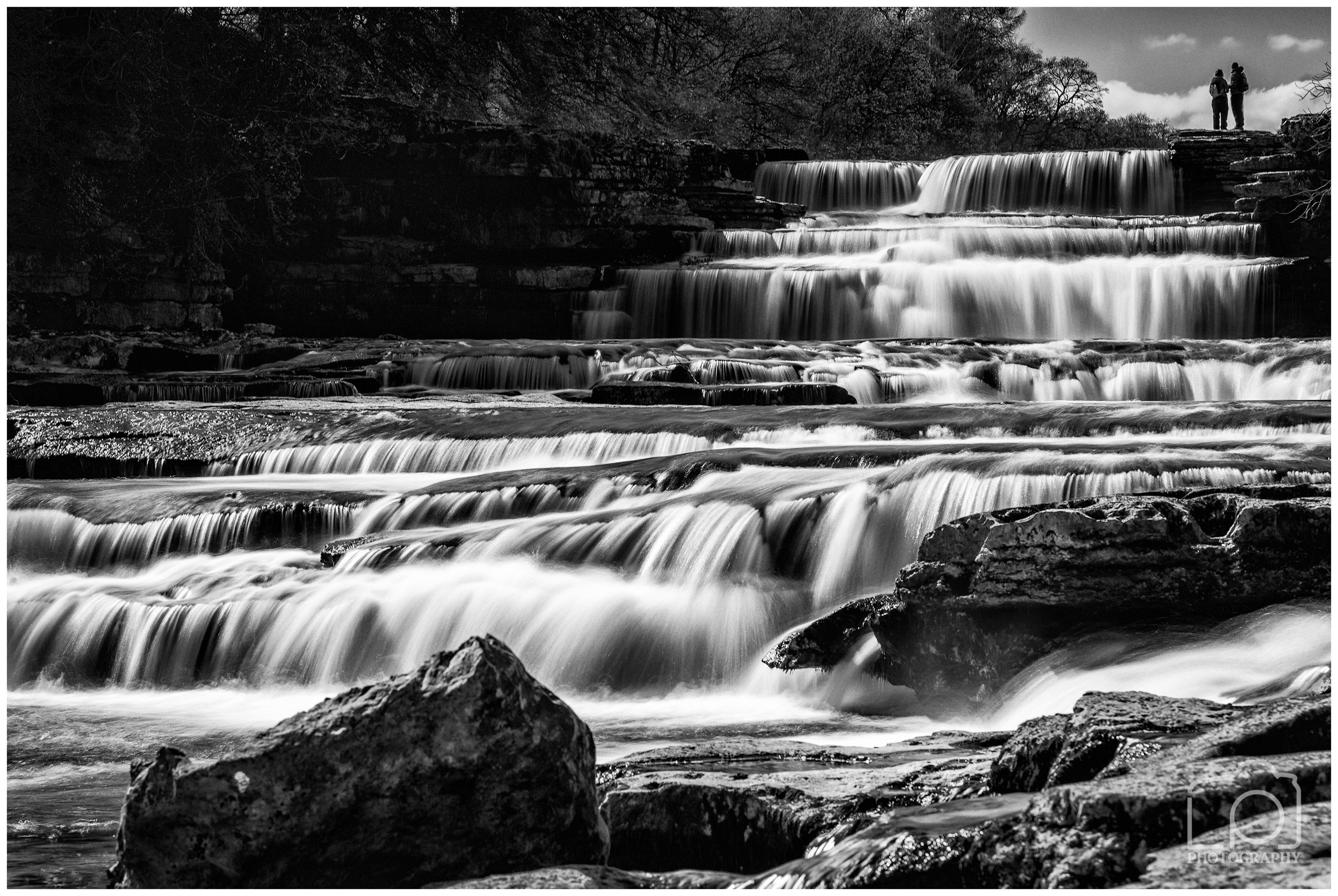 Aysgarth Falls Yorkshire Dales-3069