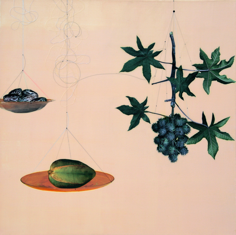 Date and Star fruit #101