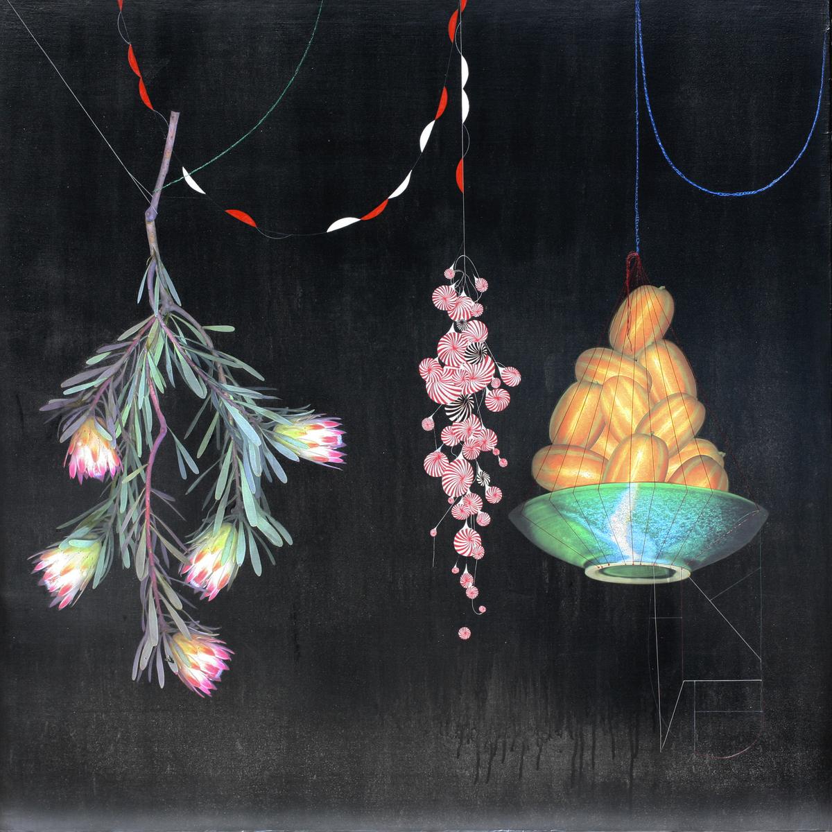 Protea and Melon #101