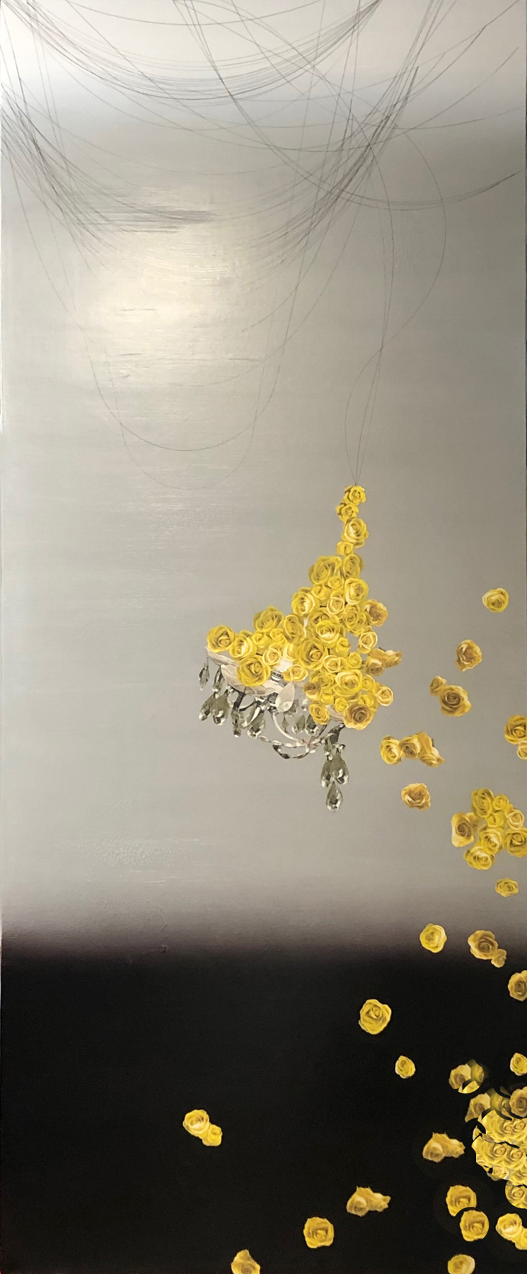Falling Flowers #106