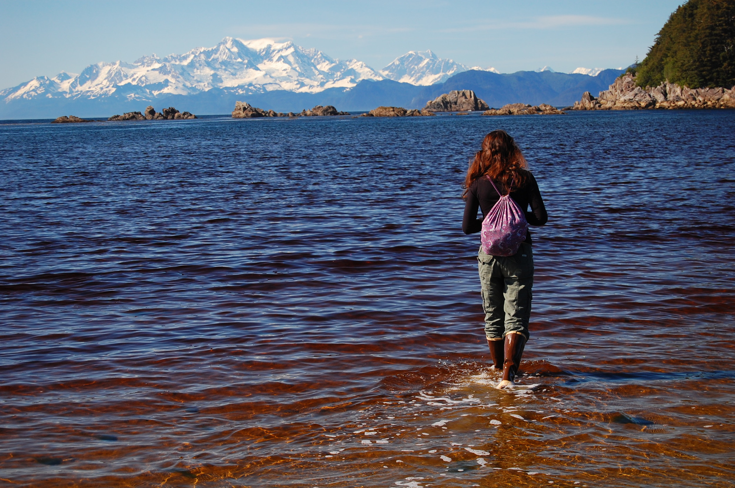 Alaskan Wilderness Adventure