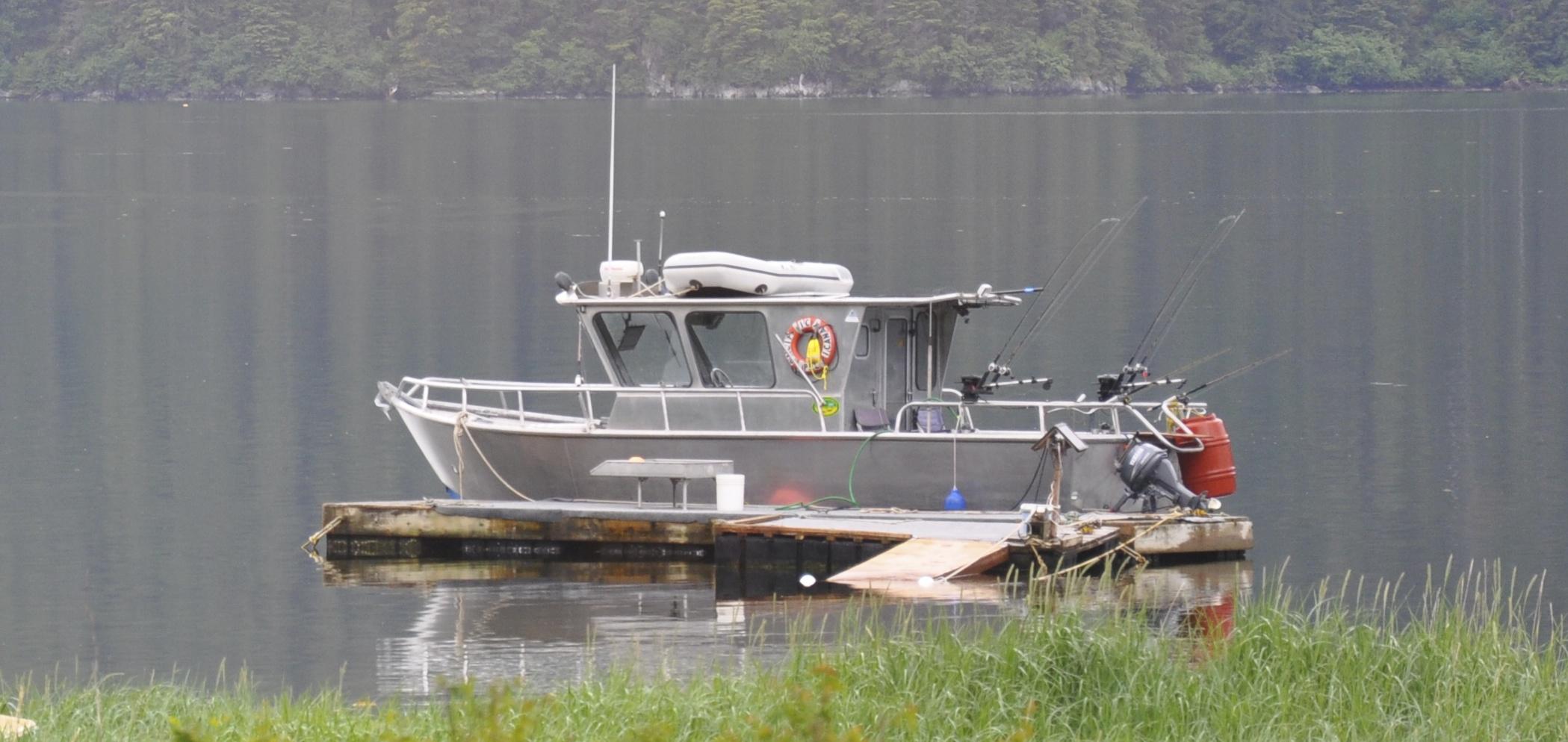 Alaskan Charter Vessel