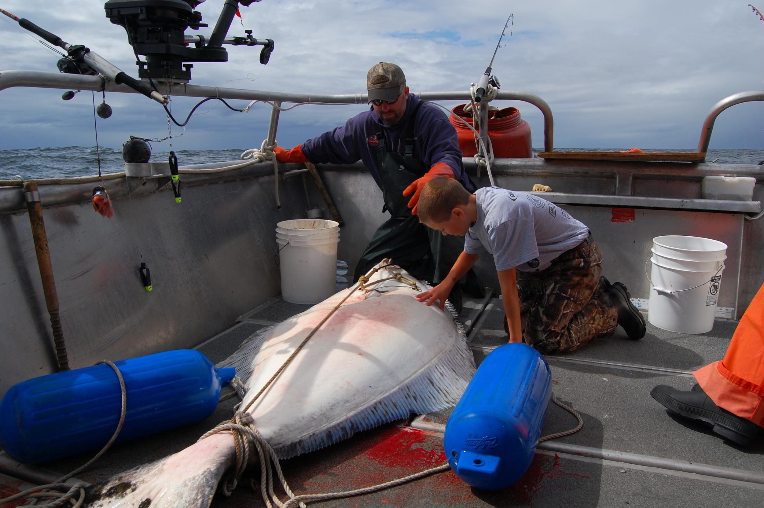 Southeast Alaska Halibut Fishing