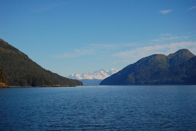 Lisianski Inlet, Fairweather Mountain Range