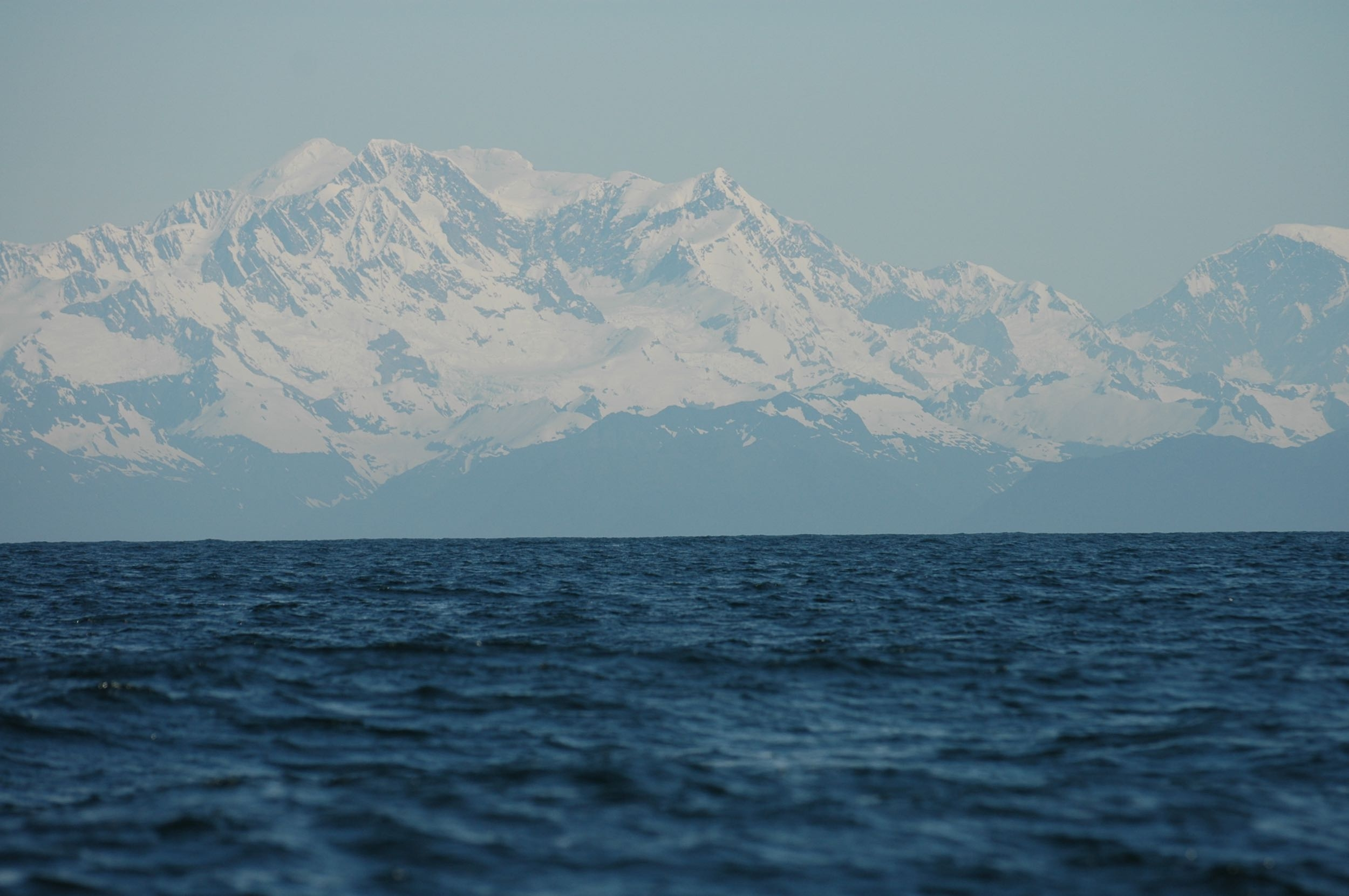 Fairweather Mountain Range
