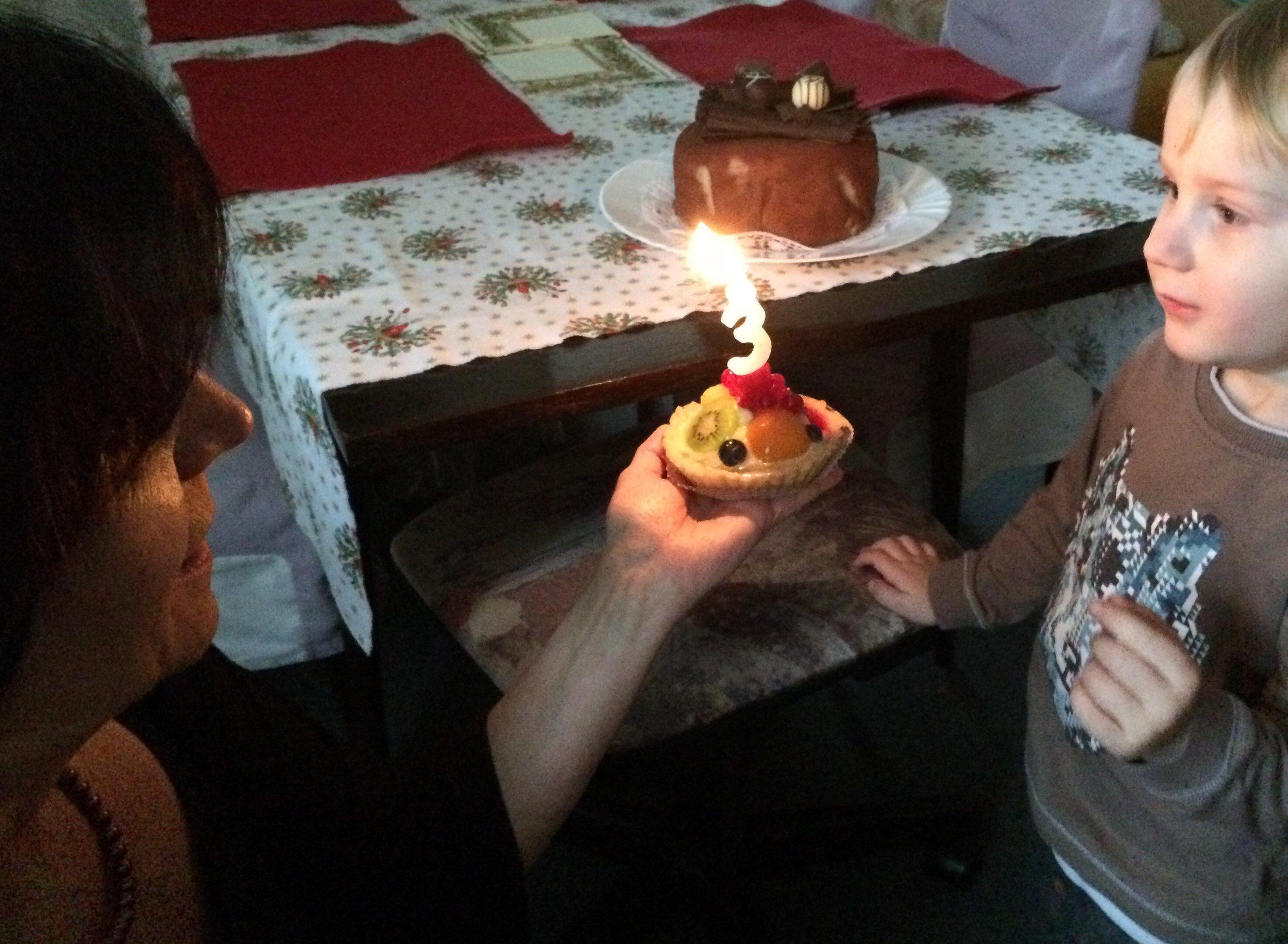 Oskarmá narozeniny