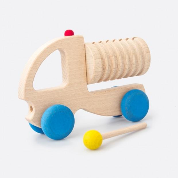 Muzikální autíčko