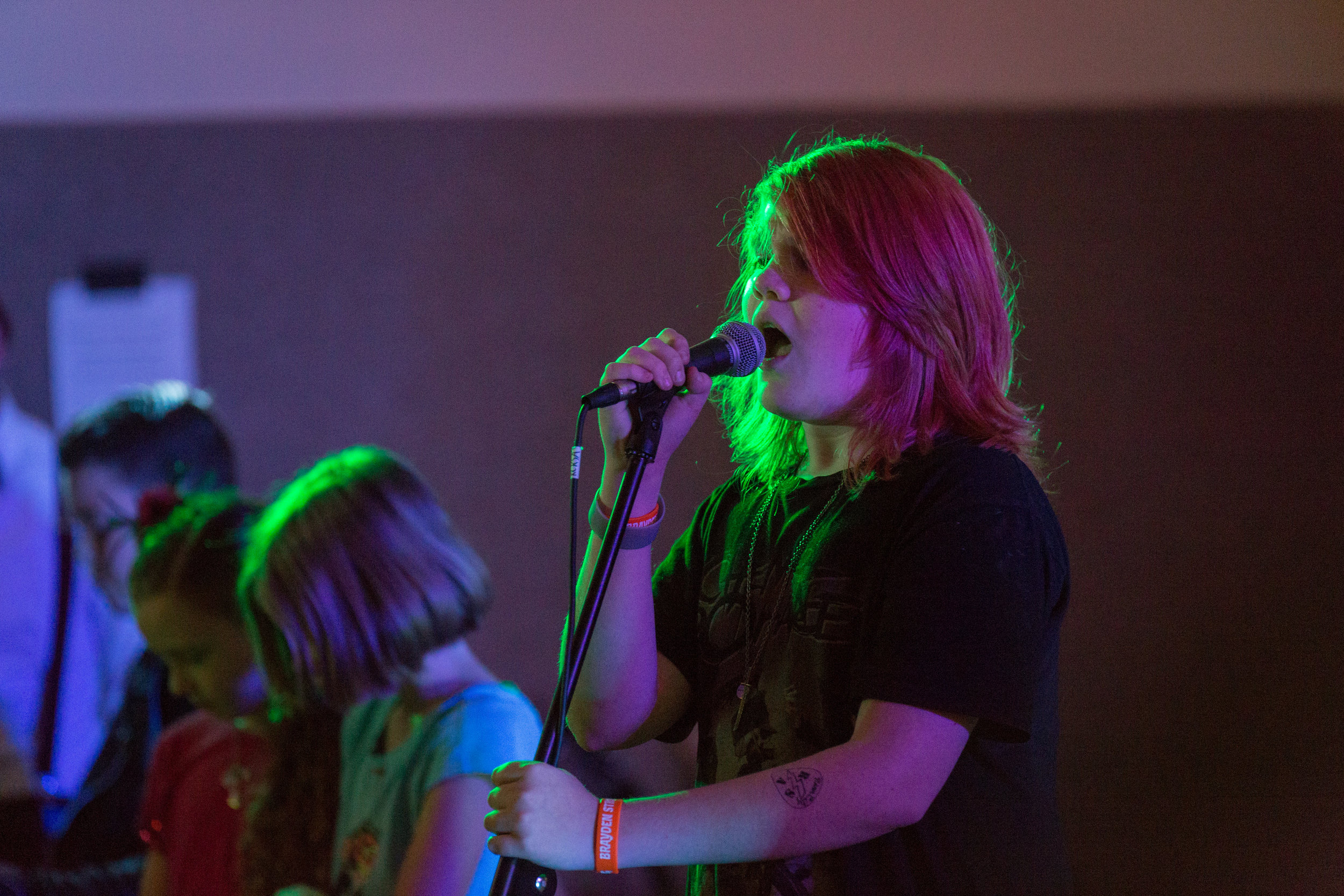 rivercity rock star academy ovation scholarship fund