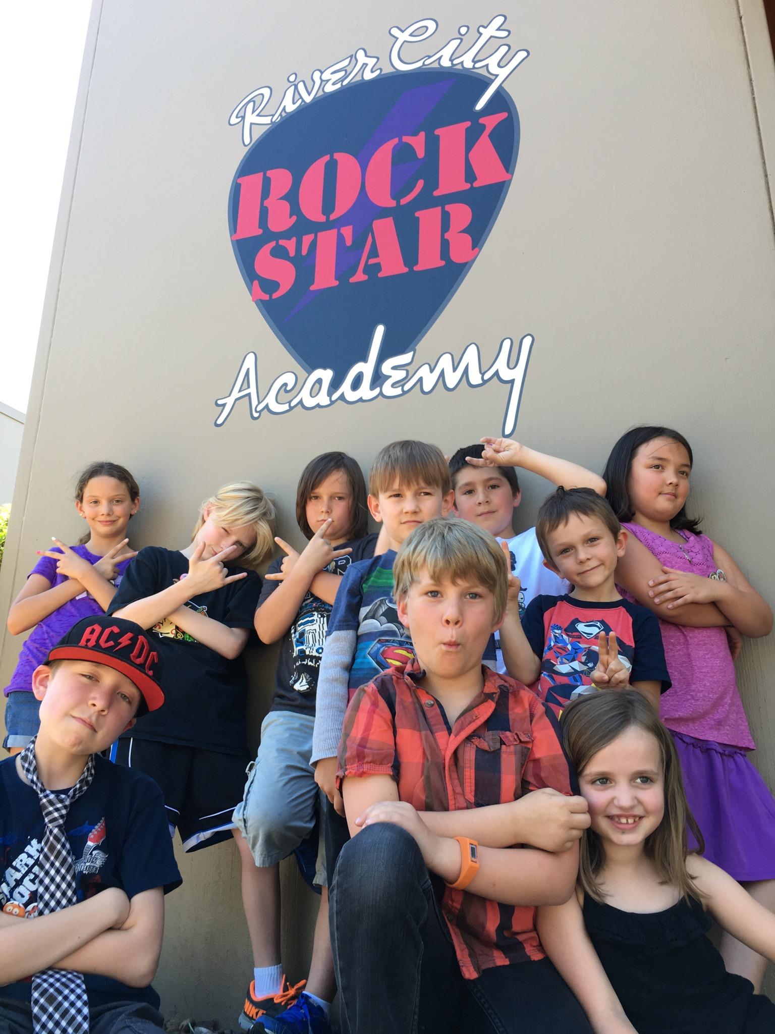 summer rock camp
