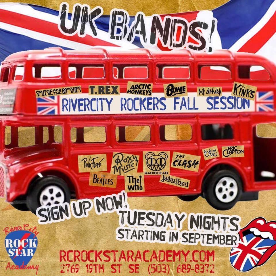 rockers fall 2017 uk promo
