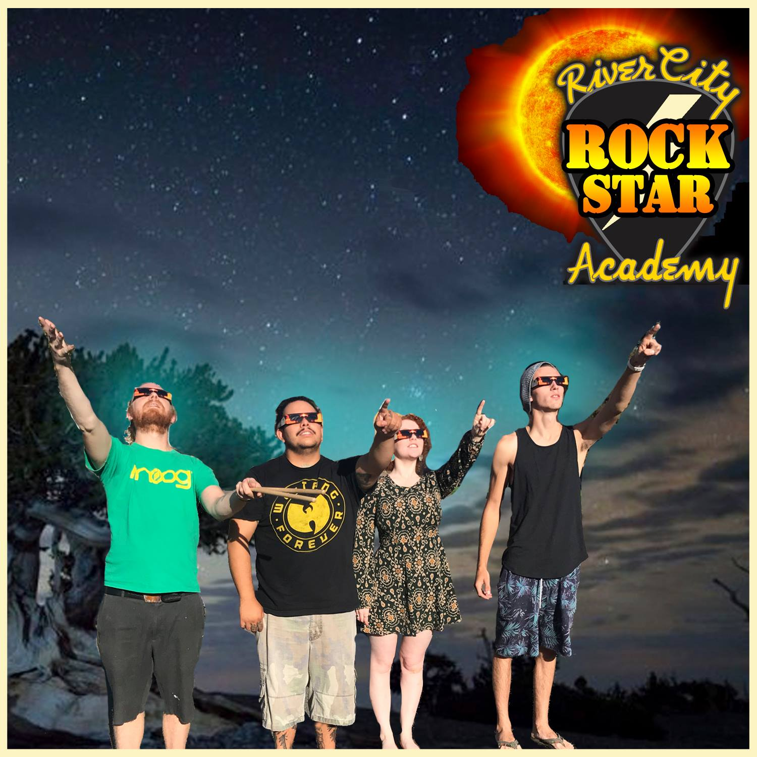 Eclipse music classes and music lessons Salem