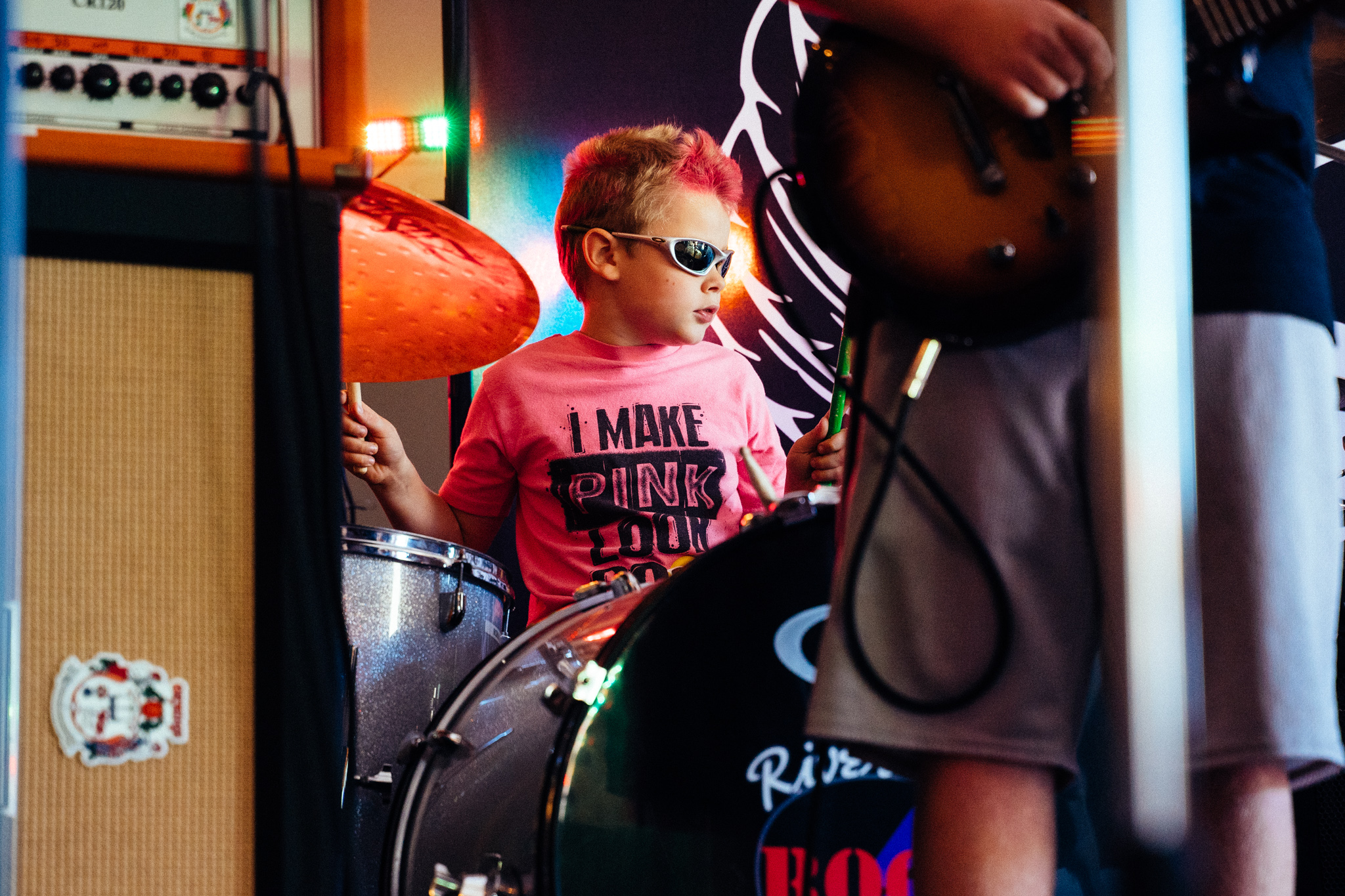 summer music camp for kids