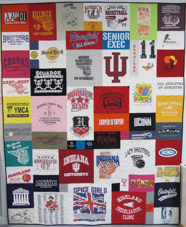 IU Grad Quilt