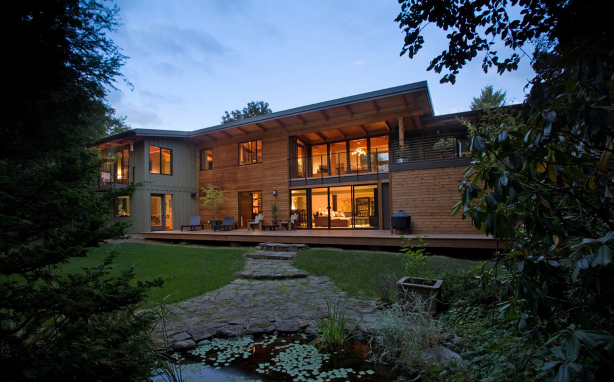 BAKER RESIDENCE  |  LAKE OSWEGO, OR