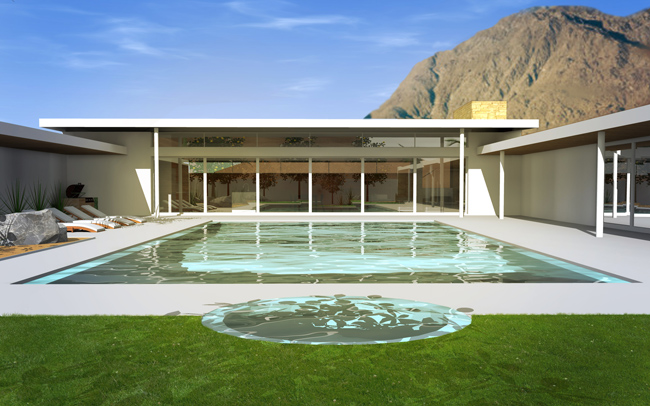 PALM SPRINGS RETREAT | PALM SPRINGS, CA