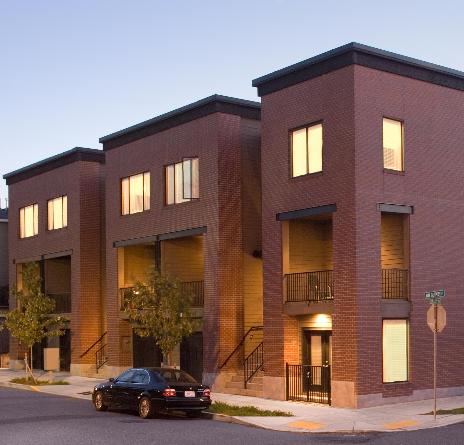 QUIMBY TOWNHOMES | PORTLAND, OR