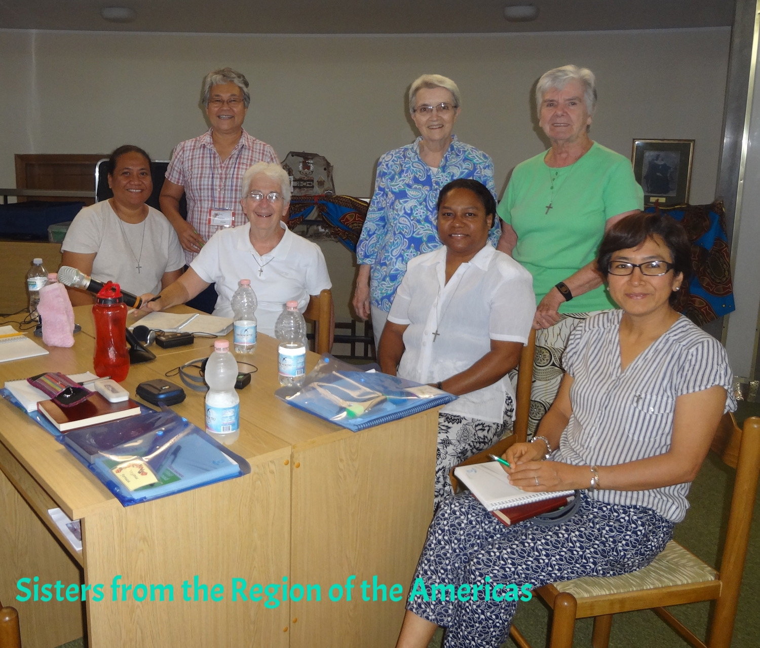 Sisters from the Region of the Americas
