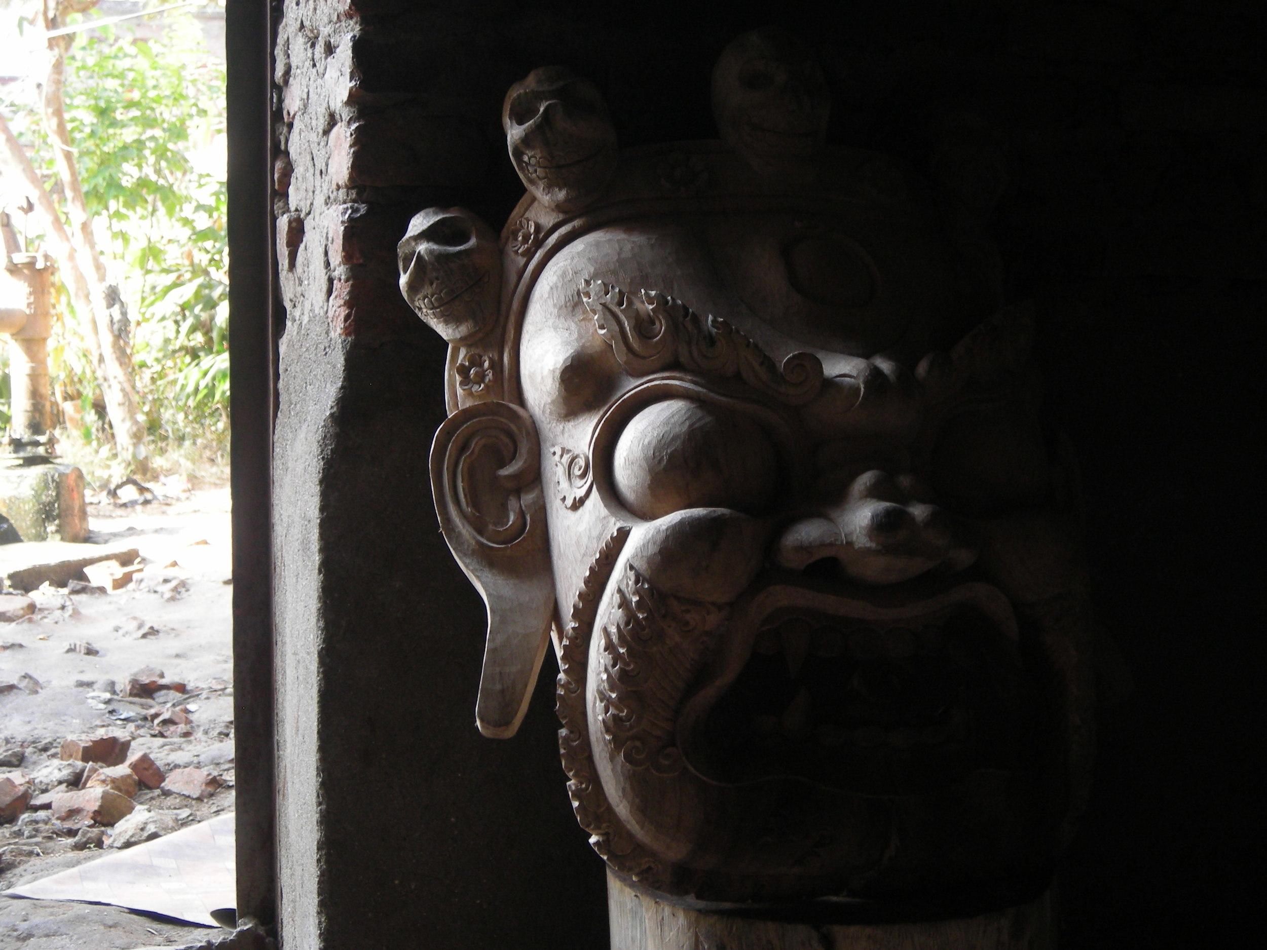 The Bhairav Gopi-lal-ji was working on