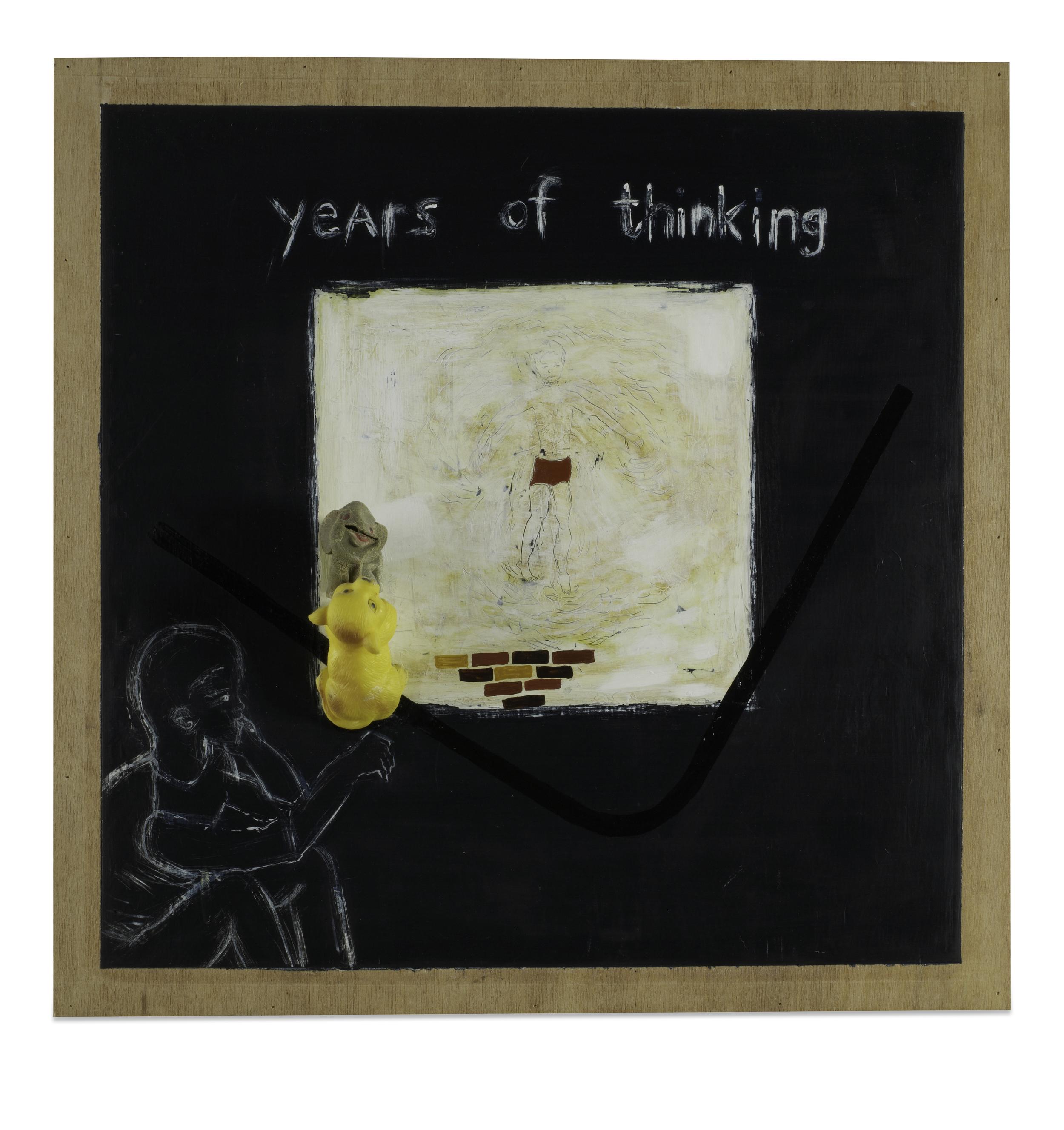 Years of Thinking  2012
