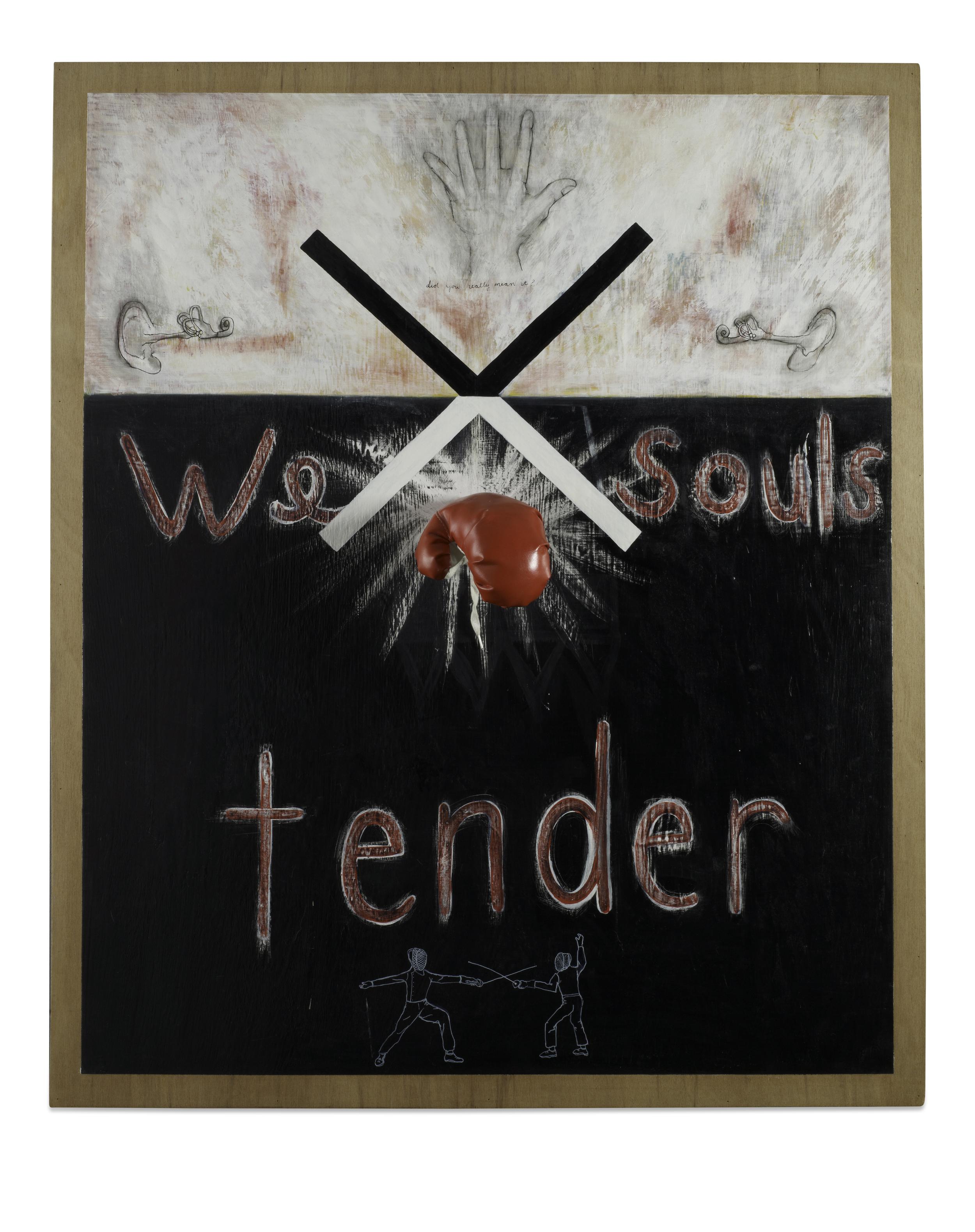 We Tender Souls  2012