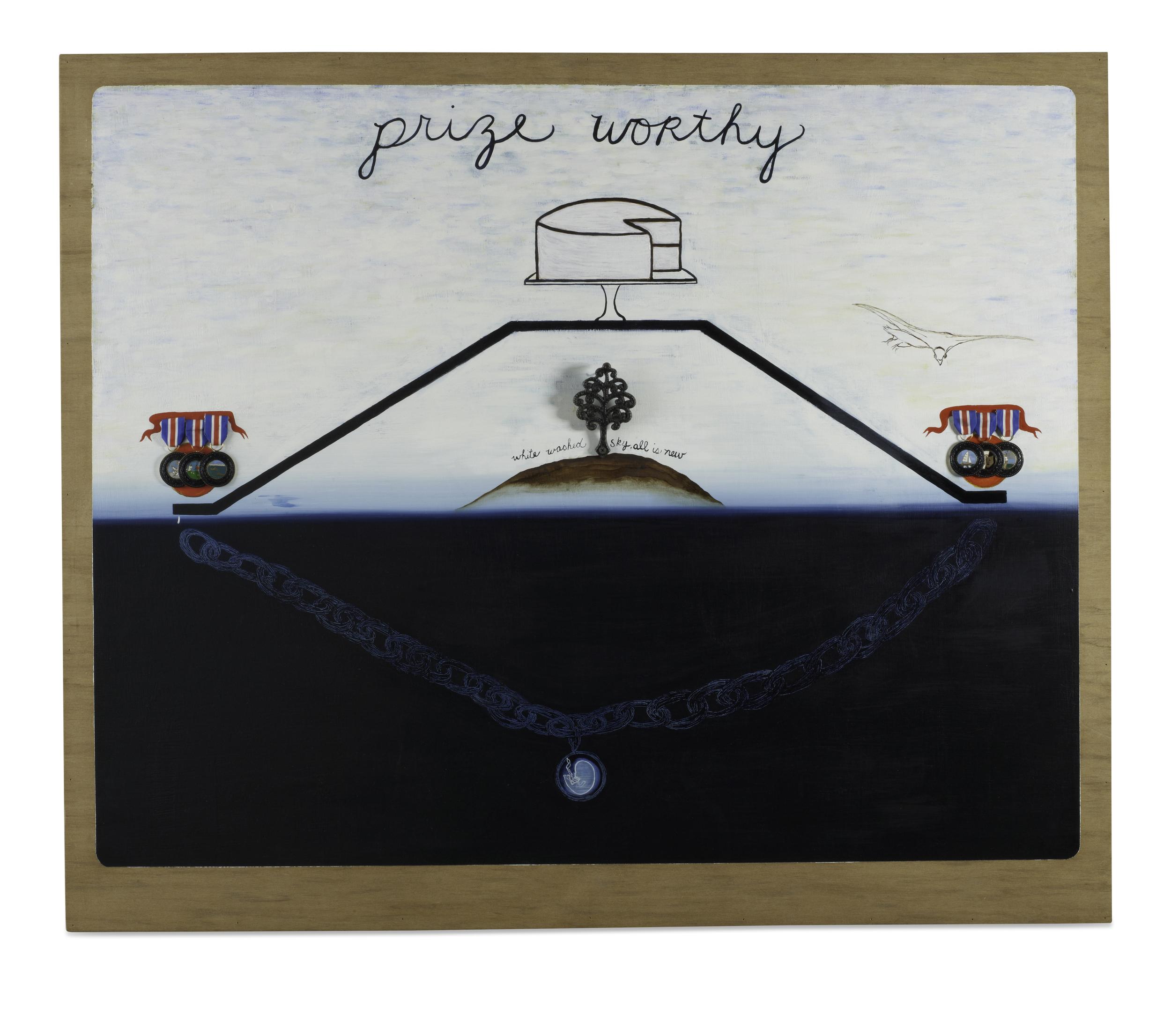 Prize Worthy  2012
