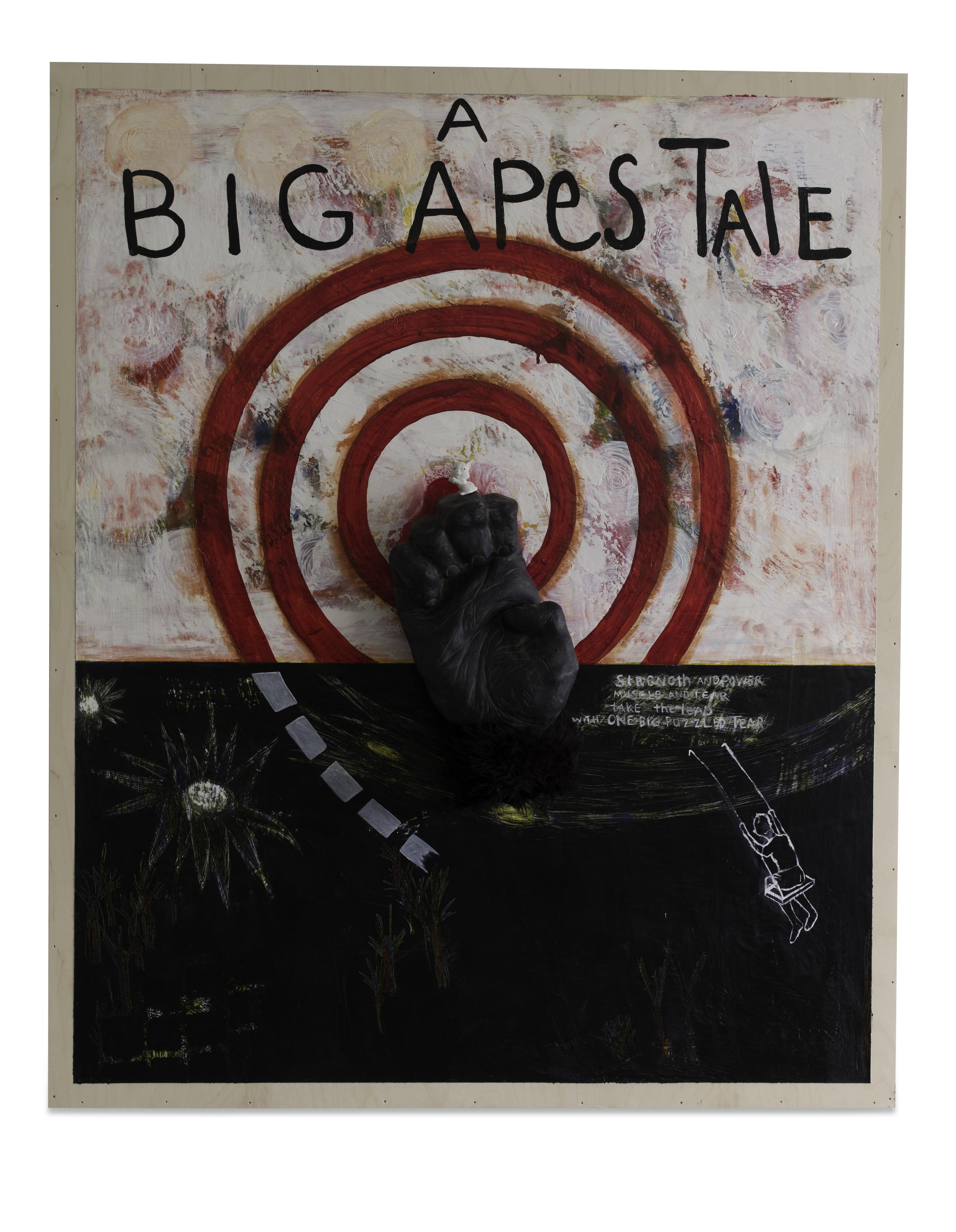 A Big Apes Tale  2012