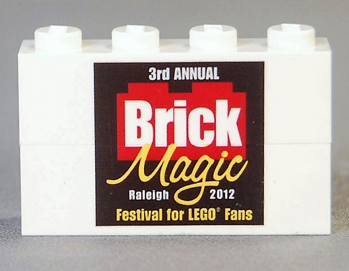 Brick Magic Printed LEGO Bricks