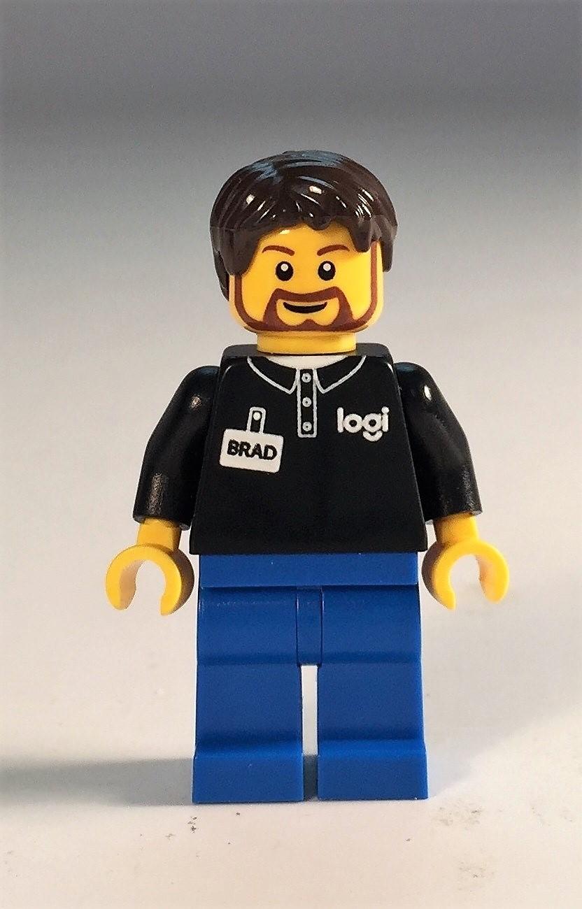 Personalized LEGO Minifig