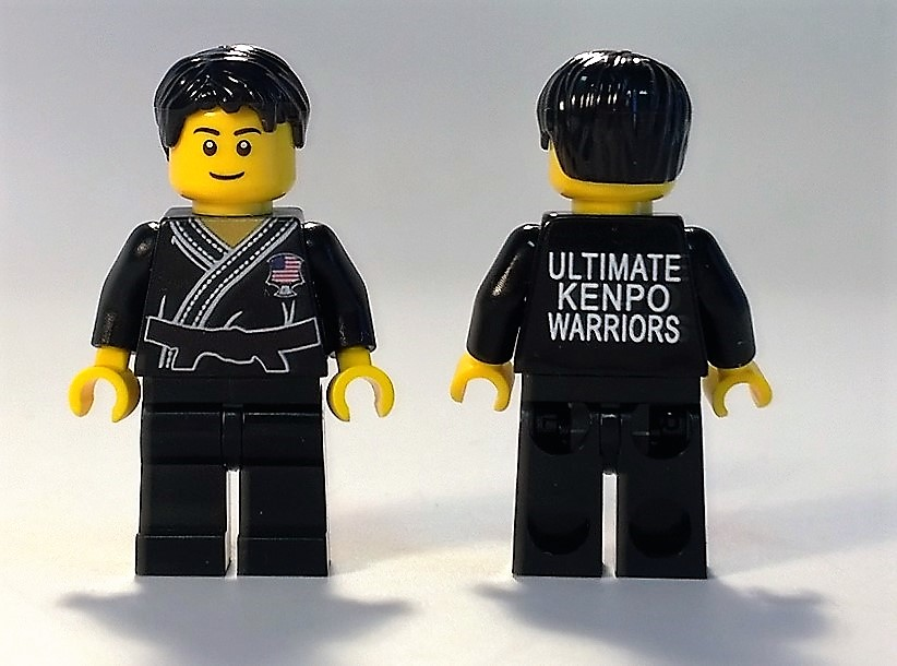 Personalized Minifig