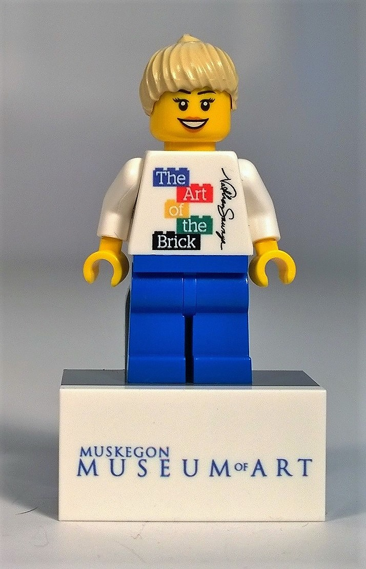 Art of the Brick Minifig
