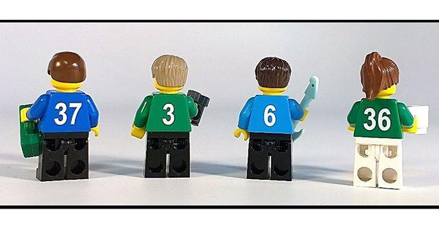 Go team! Happy Friday, have a #LEGO fun weekend.